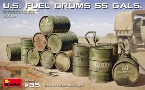 U.S. FUEL DRUMS 55 GALS.