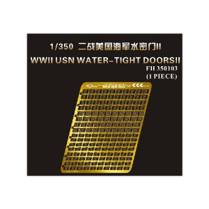 WATER-TIGHT DOORS II