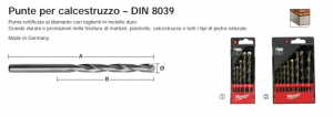 PUNTA PER CALC. MW 3X60 ART 363630 (363895)