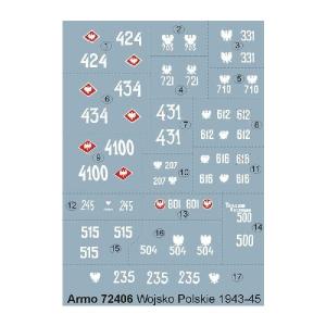 POLISH ARMY 1943-1945