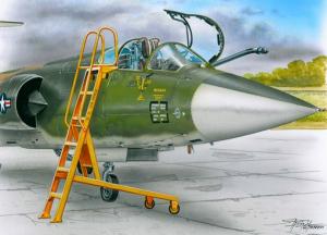 F-104 SCALETTA D'ACCESSO