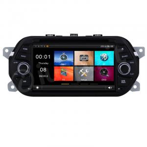 Autoradio navigatore Fiat Tipo 2015, 2016, 2017 GPS DVD USB SD Bluetooth