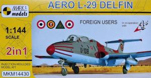 Aero L-29 Delfin FOREIGN