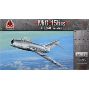 MiG-15bis in USAF service