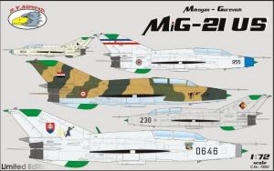 MiG-21US