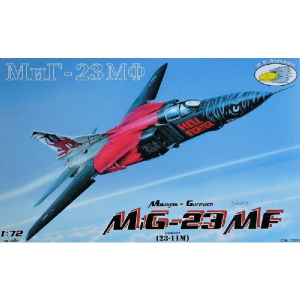 MiG-23MF Flogger 'Hell Fighter'