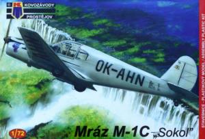 Mraz M-1C 'Sokol' (4x camo)