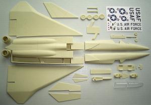 North-American XF-108 Rapier