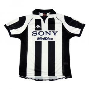 1997-98 JUVENTUS MAGLIA HOME M (TOP)