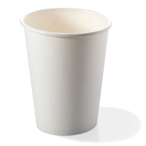 Bicchieri biodegradabili 500ml bianchi