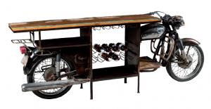 Consolle bar MotorBike