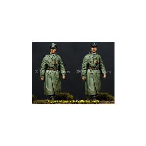 Panzer Officer 1 Pz. Div. #2