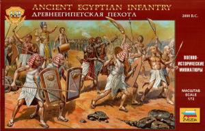 ANTICA FANTERIA EGIZIANA