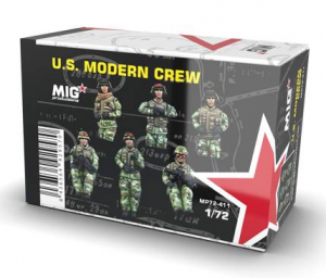U.S. MODERN CREW