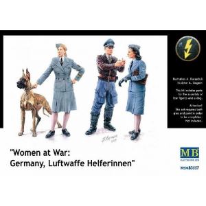WOMEN AT WAR:GERMANY HELF