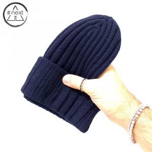 #NEXT - Berretto in lana Merino, Viscosa e Cashmere - Colore blu