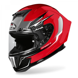 CASCO INTEGRALE MOTO AIROH GP550 S VENOM RED GLOSS 2020 GP55V55