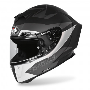 CASCO INTEGRALE MOTO AIROH GP550 S VEKTOR BLACK MATT 2020 GP55VEK35