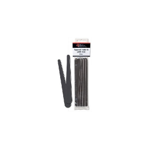 DETAIL TAPERED FILE, 5 PACK, ASSORTED