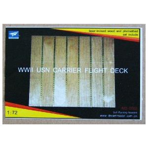U.S.N WWII FLIGHT DECK