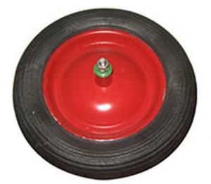 Ruota pneumatica asse lungo