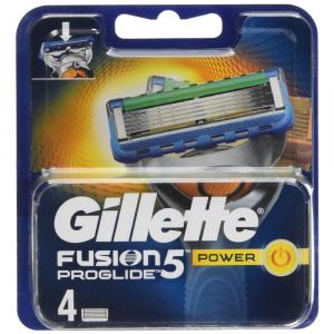 GILLETTE Fusion5 Proglide Ricarica x4