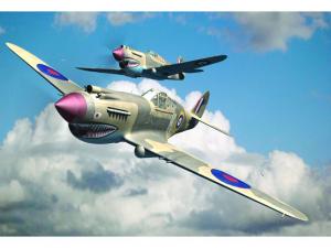 P-40B Warhawk