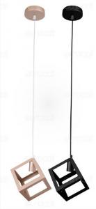 LAMPADARIO A SOSPENSIONE IN METALLO MOD.  KUBRIK VT-7161