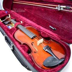 Violino Da Studio Completo Mavis Con Custodia