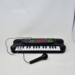 Pianola HS-3210A Con Microfono