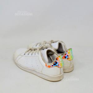 Scarpe N 33 1/3 Adidas Stan Smith