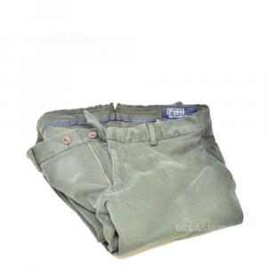 Pantalone Verde Uomo Ralph Laurent Tg 31-32
