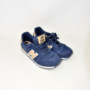 Scarpe New Balance N38 Blu