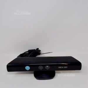 Gioco Sensore Per Xbox 360 Kinet Completo Di Cavi