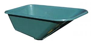 Cassone plastica lt.100 per carriola
