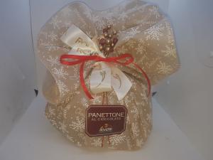 Panettone al Cioccolato Roversi 750 gr. - Spedizione Gratuita