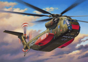 CH-53G Heavy Transport Helicopter