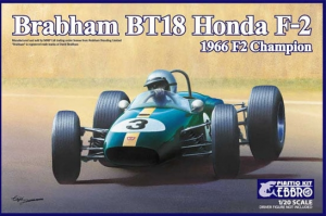 Brabham BT18 Honda F-2