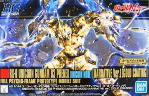 RX-0 Unicorn Gundam 03 Phenex