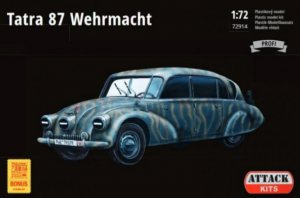 Tatra 87 Wermacht