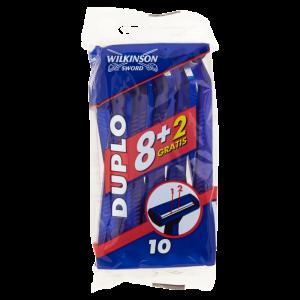WILKINSON Sword Duplo Rasoio 8+2