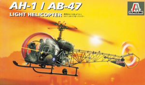 AH-1/AB-47 LIGHT HELICOPT