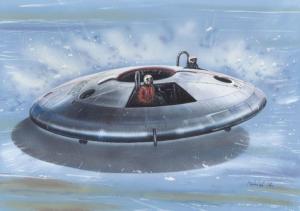 Avrocar VZ-9