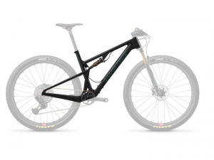 SANTA CRUZ Bici Blur Carbon  Gloss Carbon