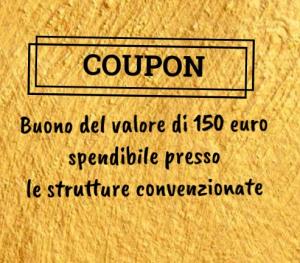 coupon da 150 euro