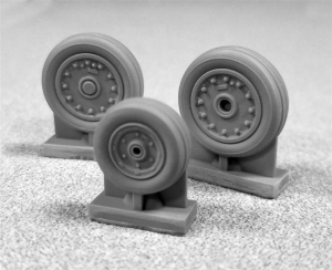 A-4 SKYHAWK WHEEL SET