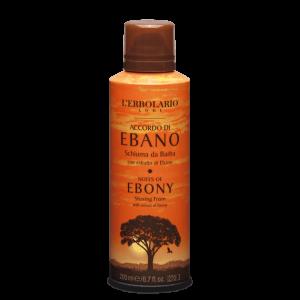 Accordo di Ebano Schiuma da Barba 200 ml