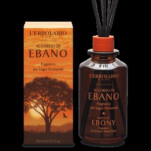 Accordo di Ebano Fragranza per Legni profumati 200 ml