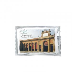 Cartolina Pavaglione con Tè Earl Grey