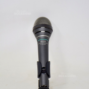 Microfono AKG D330 BT Conmpreso Di Cavo